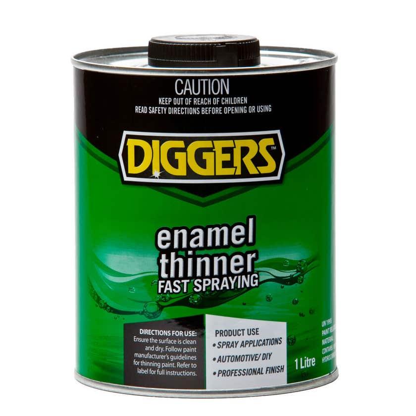 Diggers Enamel Thinner 1L