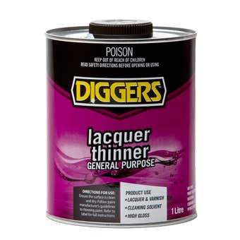 Diggers Lacquer Thinner 1L