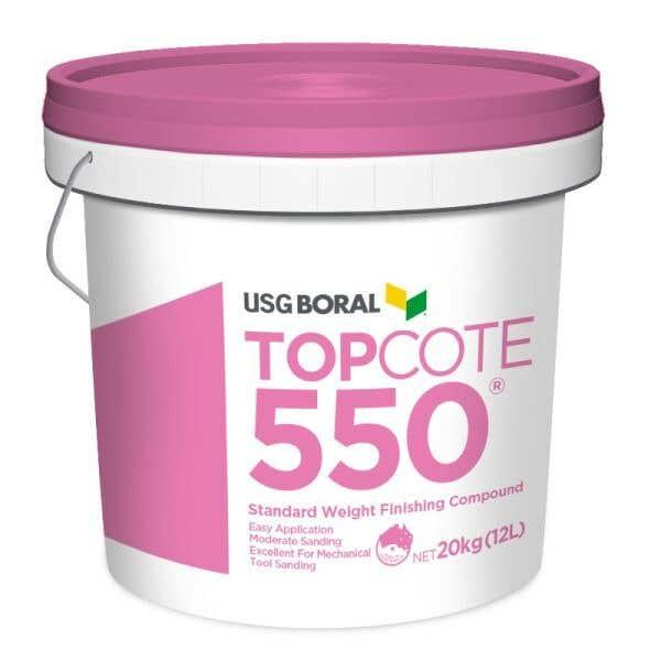 USG Boral TopCote 550 20kg