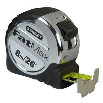 Stanley FatMax Pro Tape Measure 8m