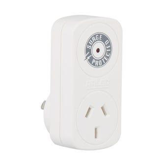 Arlec Plug-In Power Surge Protector