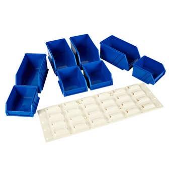 Fischer Stor-Pak Starter Kit Blue