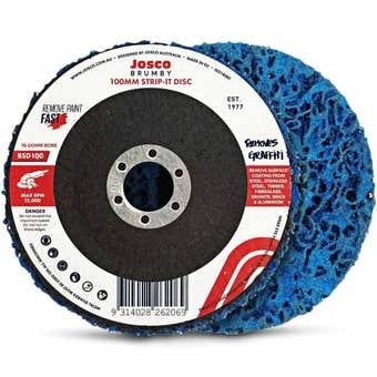 Josco Strip It Disc 100mm x 16mm