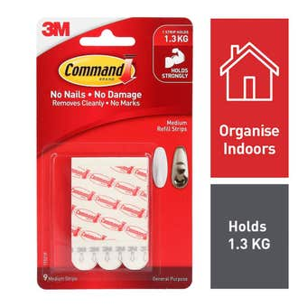 Command Picture Mounting Strip Medium - 4 Pack