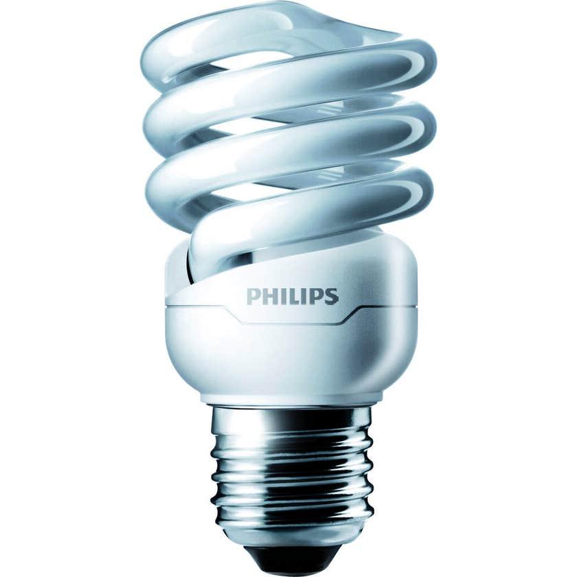 Philips Tornado Globe CFL 12W ES Warm White