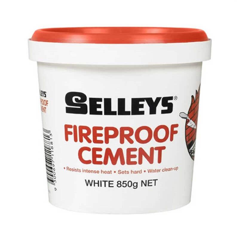 Selleys Fireproof Cement 850g