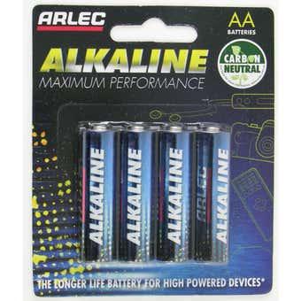 Arlec Alkaline Battery AA