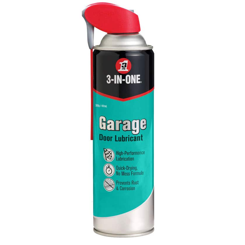 3-In-One Garage Door Lube