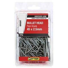 Otter Nail Bullet head Bright Steel 45x2.50mm (500G)