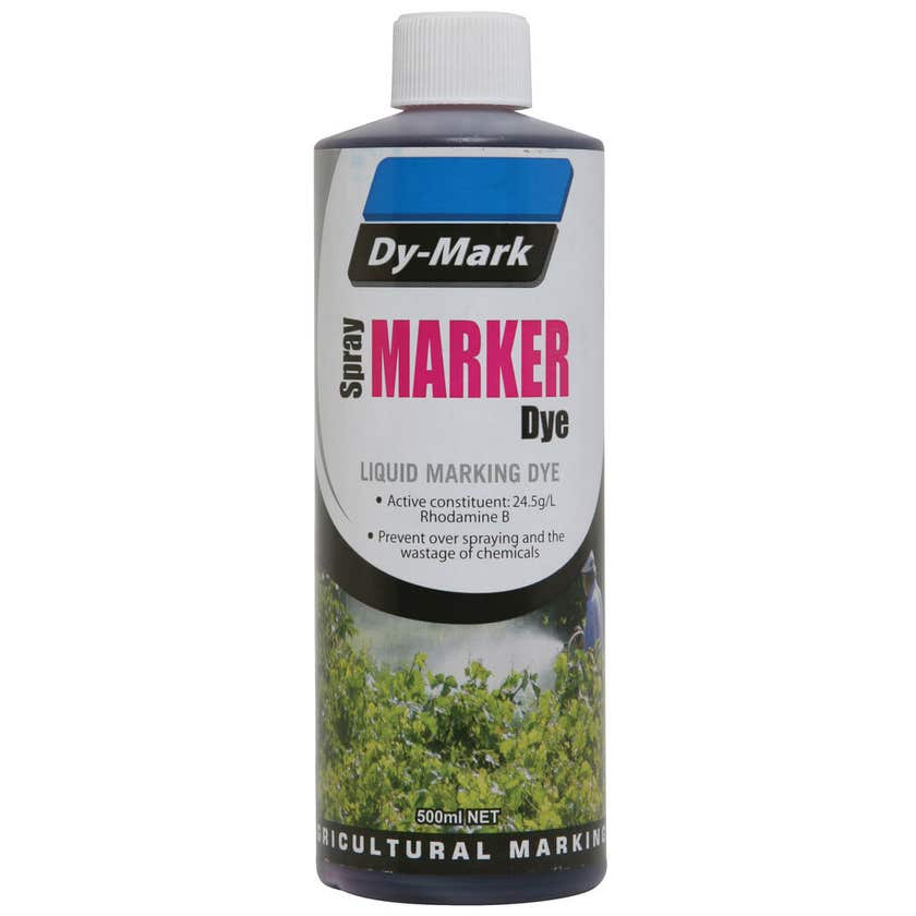 Dy-Mark Spray Marker Dye