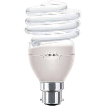 Philips Tornado Globe CFL 24W BC Warm White
