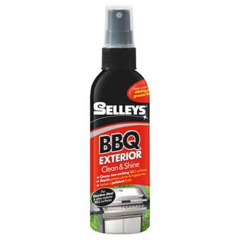 Selleys BBQ Exterior Clean and Shine 250ml