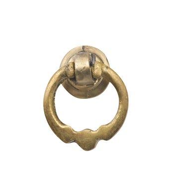 Prestige Antique Handle Polished Brass