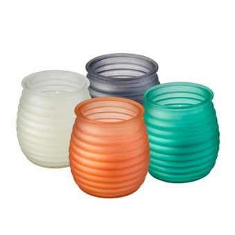 Waxworks Citronella Glass Jar Candle