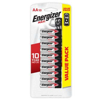 Energizer Max Battery AA