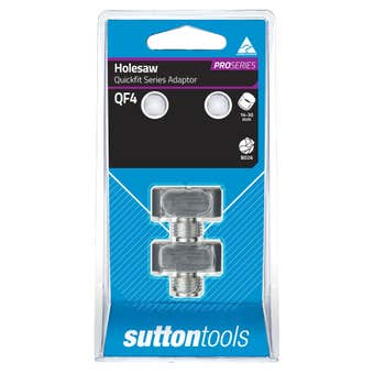 Sutton Tools Quickfit Hole Saw Adaptor 14-30mm