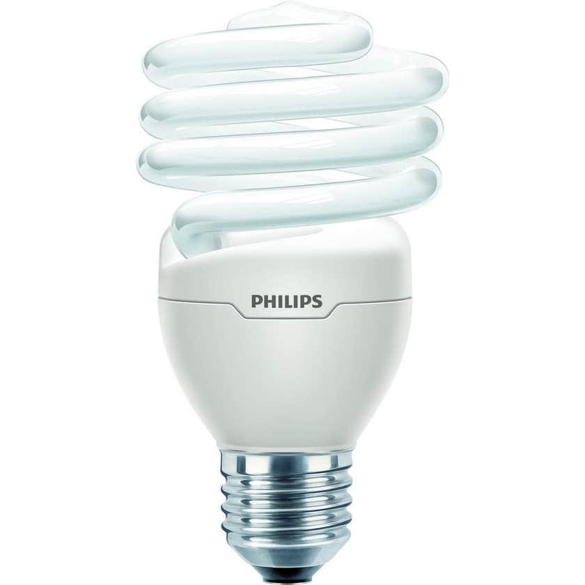 Philips Tornado Globe CFL 24W ES Warm White