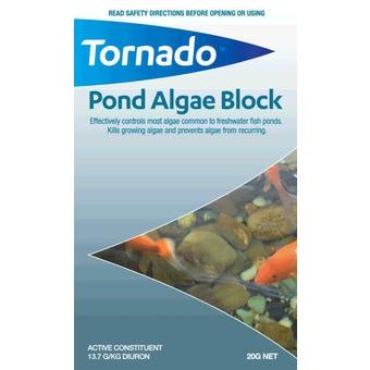 Tornado Pond Conditioning Block 20g