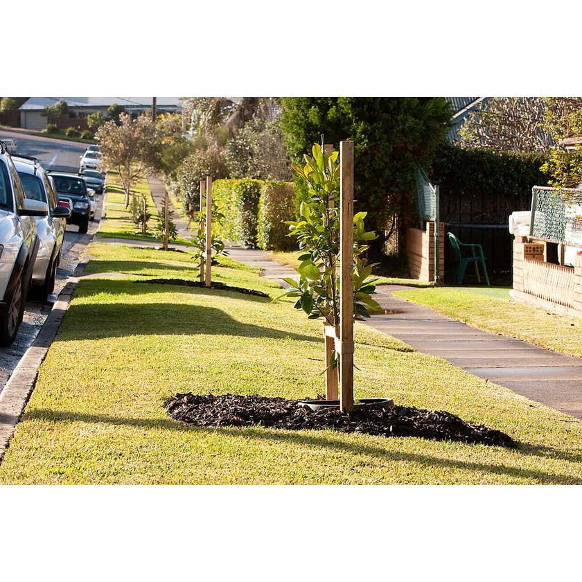 HR Greenwell Garden Edging Black