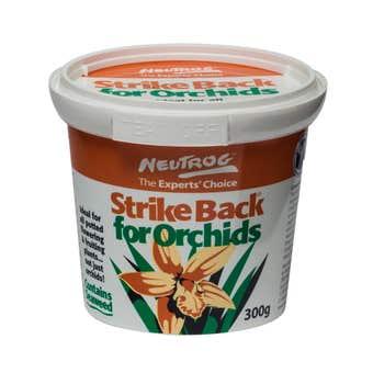 Neutrog Strike Back for Orchids 300g