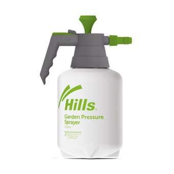 Hills Garden Pressure Sprayer 2L