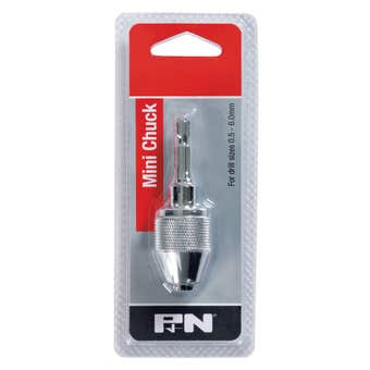 P&N Quickbit Mini Chuck 0.6 - 4.0mm