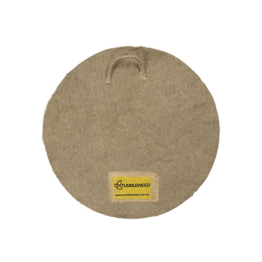 Tumbleweed Worm Blanket Round