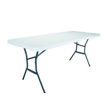 Lifetime Light Commercial Blow Mould Table 1.8m