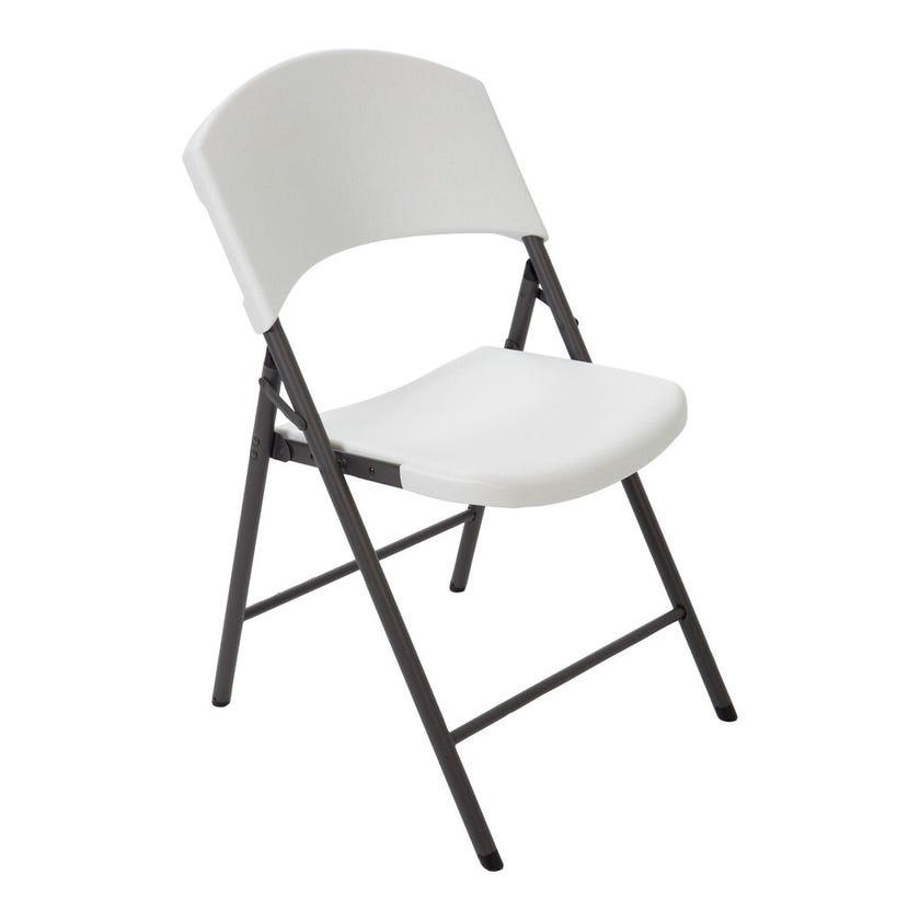 Lifetime Blow Mould Folding Chair