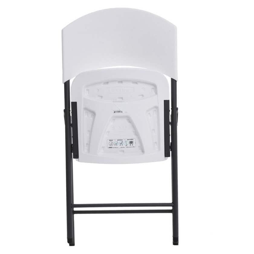 Lifetime Light Commercial Blow Mould Folding Chair