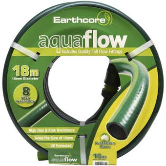 Earthcore Aquaflow Hose 18m
