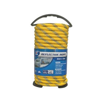 Zenith Reflective Line Rope 8mm x 12m