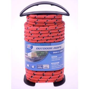 Zenith Outdoor Rope 8mm x 12m