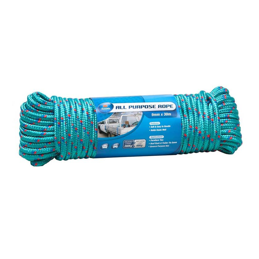 Zenith All Purpose Rope 9mm x 30m
