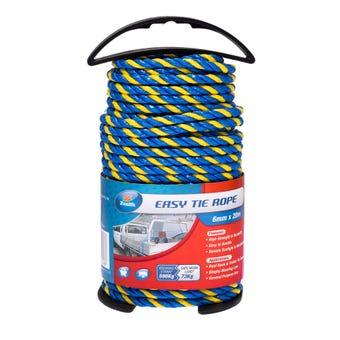 Zenith Easy Tie Rope 6mm x 20m