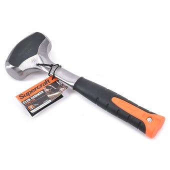 Supercraft 1.15kg All Steel Club Hammer