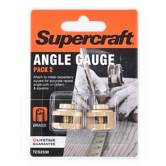 Supercraft Angle Gauge Staircase 2 Pack