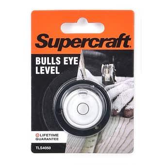 Supercraft Bulls Eye Level