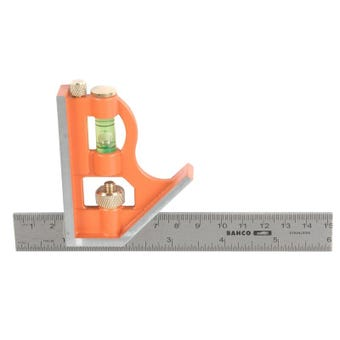 Bahco Combination Square 150mm