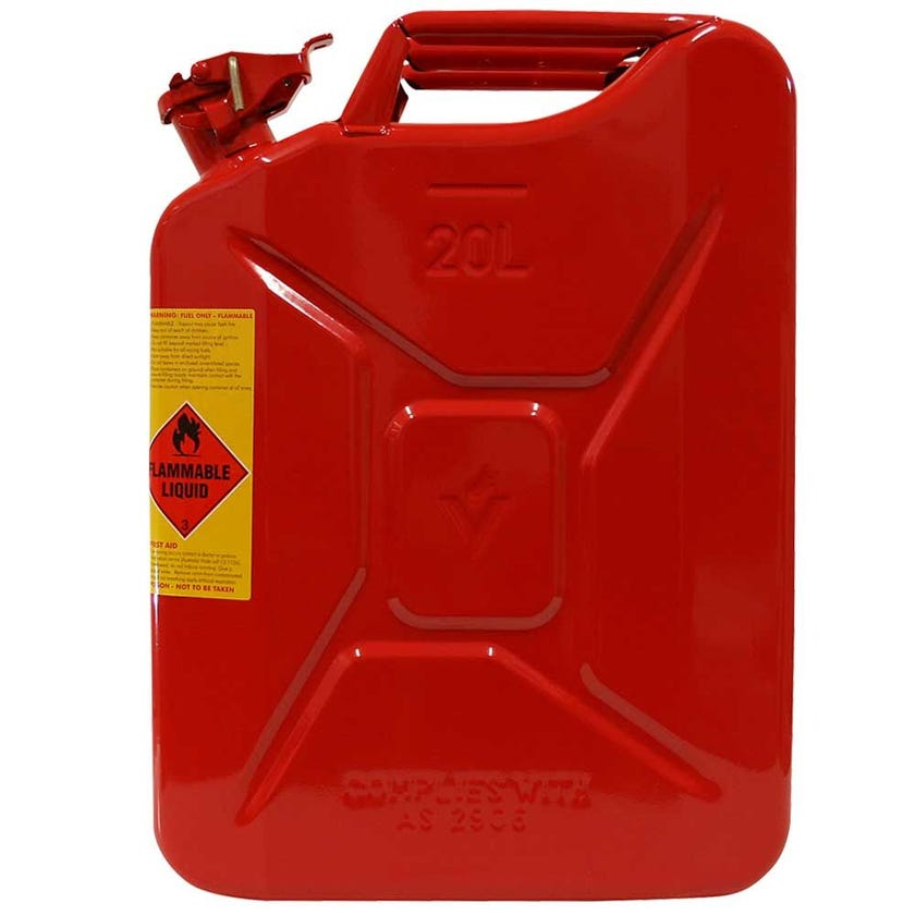 Pro Quip Metal Jerry Can 20L