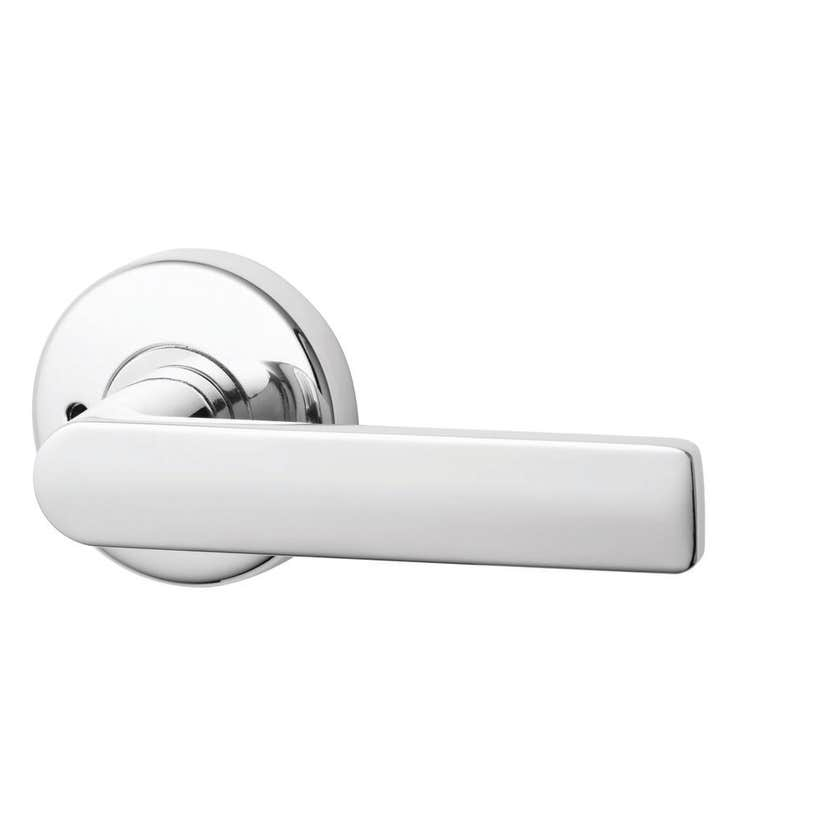 Lockwood Velocity Element Lever 3 Privacy 63mm Chrome Plate