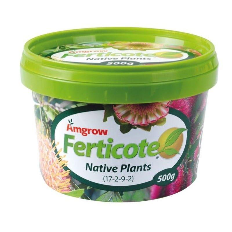 Amgrow Ferticote Native Plants Fertiliser 500g
