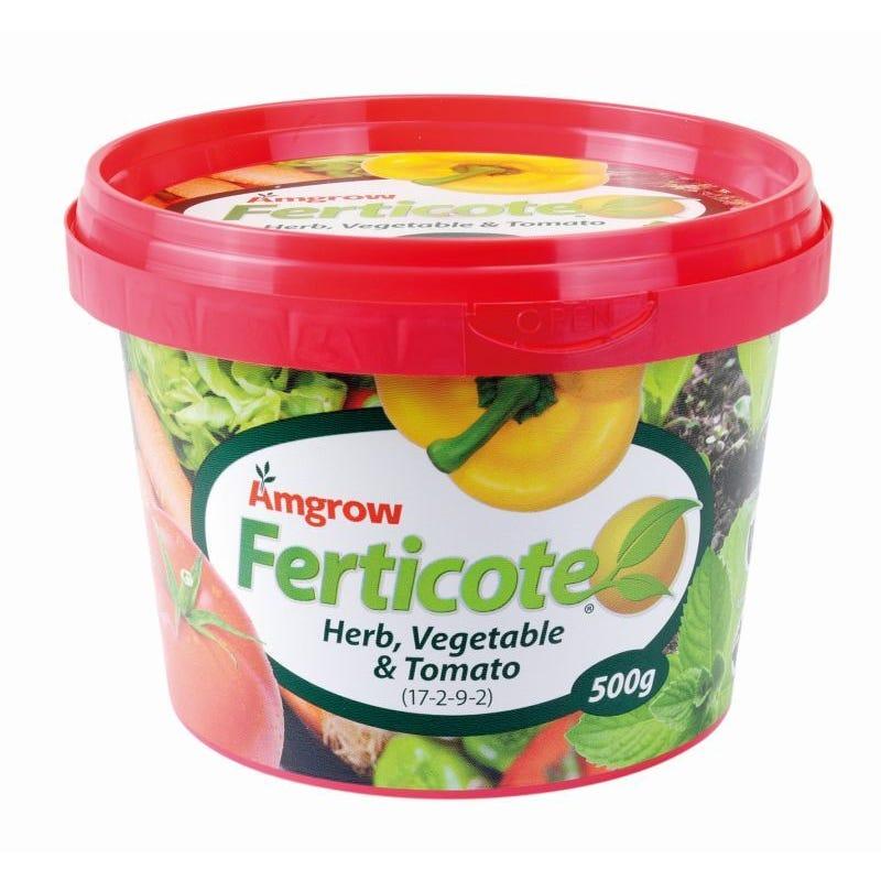 Amgrow Ferticote Vegetable/Tomato/Herb Fertiliser 500g