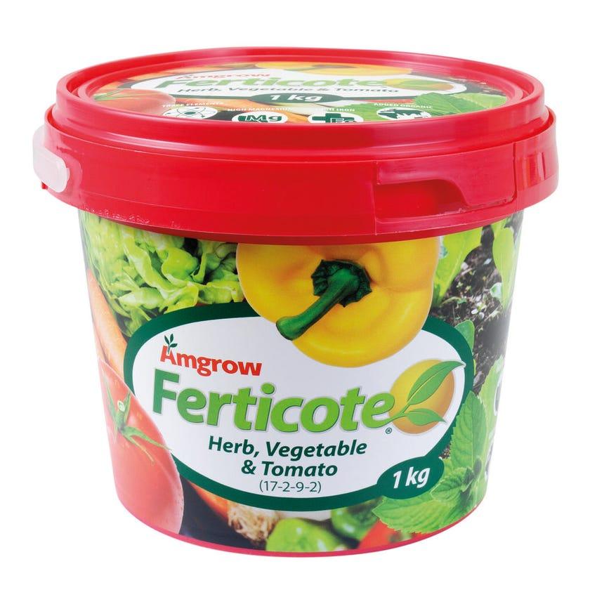Amgrow Ferticote Vegetable Tomato & Herbs 1kg