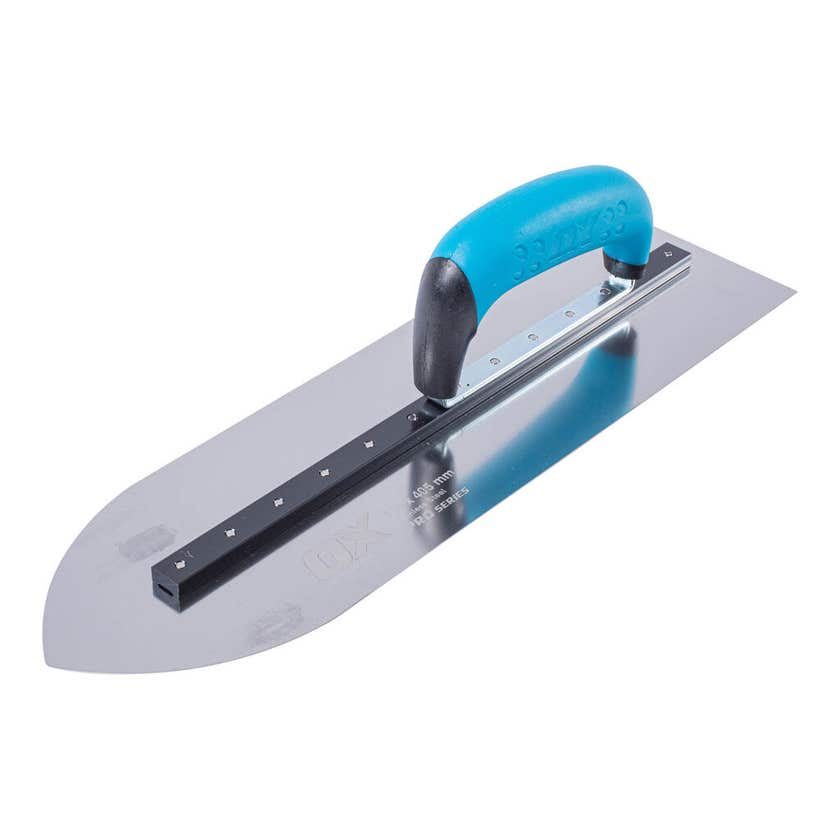 OX Pro Series Pointed Finishing Trowel