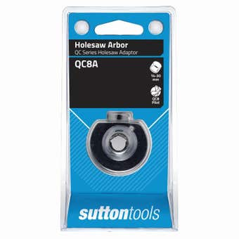 Sutton Tools Hole Saw Adaptor 14mm