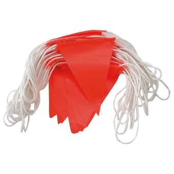 ProChoice Hi-Vis Bunting Flags 30m