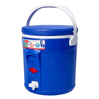 Willow Cooler Jug with Tap 15L