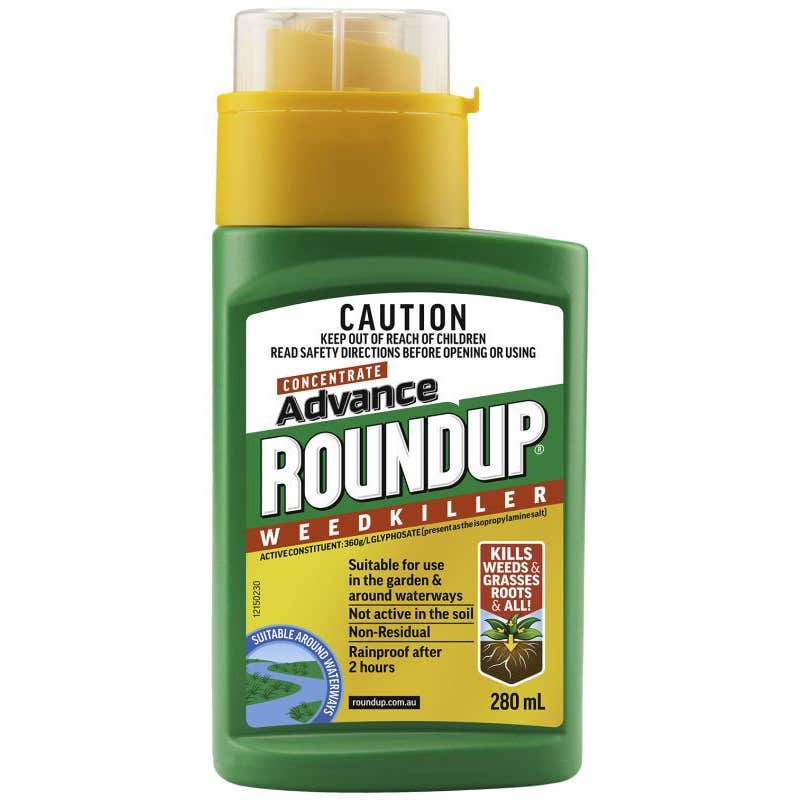 Roundup Advance Concentrate Weed Killer 280ml