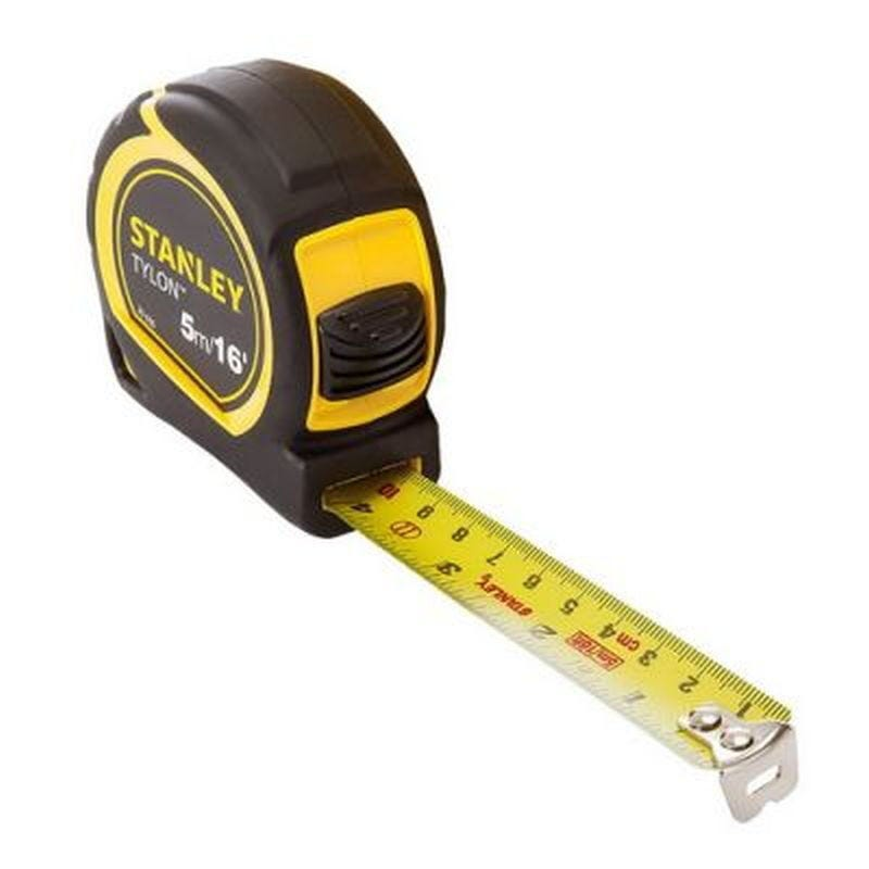 Stanley Tylon Tape Measure 5m